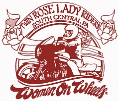 Twin Rose Lady Riders